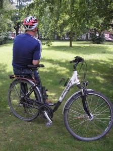 Sich etwas vornehmen, dafür üben und es dann auch schaffen: Das ist für die Teilnehmer der 1300-Kilometer-Radtour etwas Besonderes