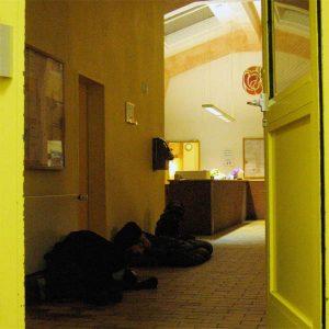 Betten sind im Pik As längst nicht mehr frei (Archivbild)