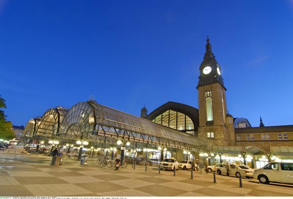 Geht´s nach dem Bezirk, hat hier vor dem Hauptbahnhof bald die Deutsche Bahn das Sagen. Foto: Actionpress