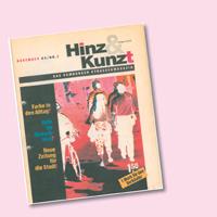 Mit einer Auflage von 30.000 ging Hinz&Kunzt am 6. November 1993 an den Start. Nach zehn Tagen waren wir ausverkauft.