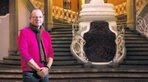 Olaf Schmalbein ist seit 1992 Gerichtsvollzieher – und fühlt sich auch als Sozialarbeiter.
