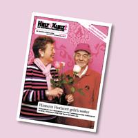 Ickes Geschichte stand in unserer Jubiläumsausgabe zu 15 Jahren Hinz&Kunzt.