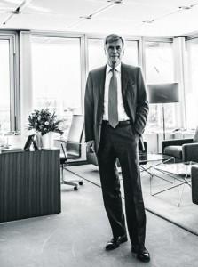 Will die SOZIALE Marktwirtschaft neu beleben: der Unternehmer, Stifter und Umweltschützer Michael Otto.
