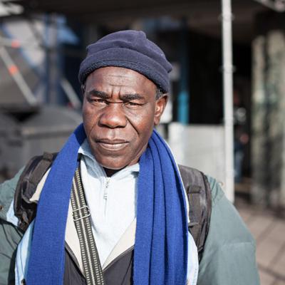 Amara kommt aus Mali. Er hat keine Ahnung, wo er hin soll.