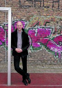 """""""Die Roma sind offen und dankbar für jede Hilfe"""",  sagt Bernhard Heeb vom Neuköllner Nachbarschaftsheim."""