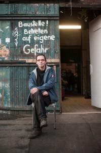 """Betreiber Mathias Lintl will für die Soulkitchenhalle kämpfen: """"Das sind wir den Hamburgern schuldig."""""""