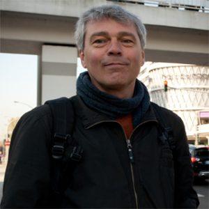 Stephan Nagel ist Referent für Wohnungslosenhilfe beim Diakonischen Werk Hamburg