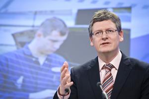 Bericht Besch‰ftigung in Europa 2010 in Br¸ssel vorgelegt
