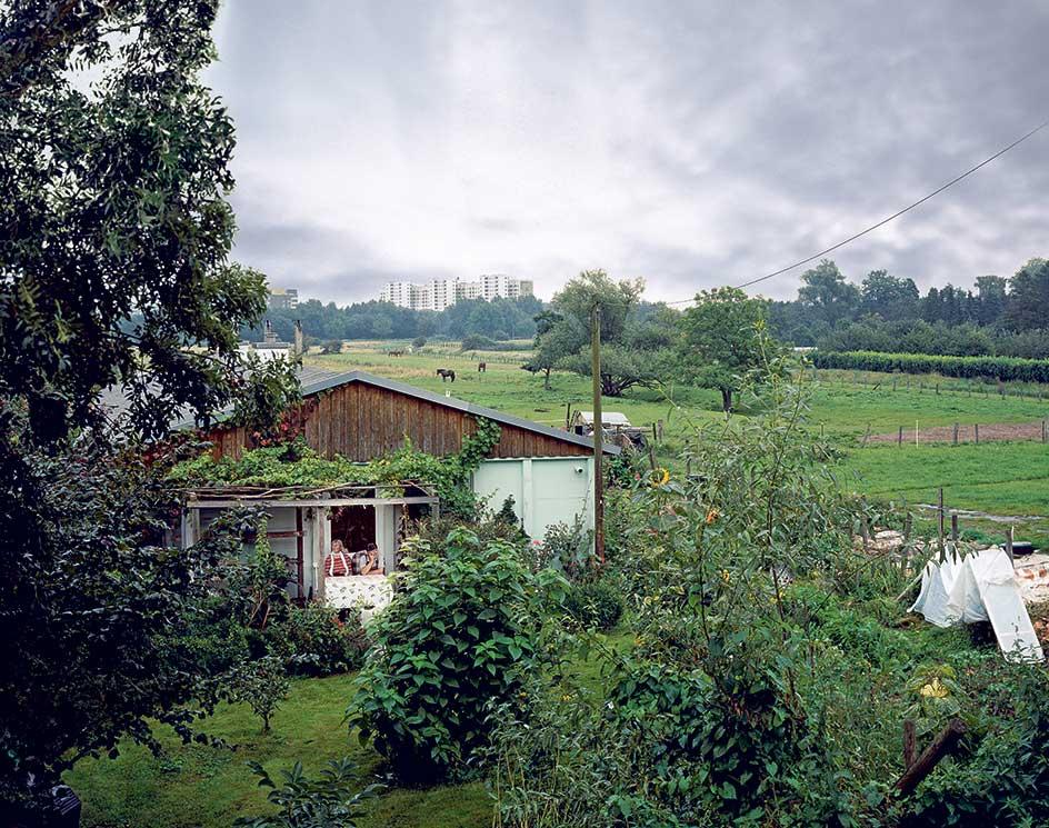 Hat der Bürger ein Anrecht auf sein kleines Paradies? Wo doch überall dringend neue Wohnungen gebraucht werden? Noch gibt es auf der Elbinsel jede Menge Rückzugsorte.