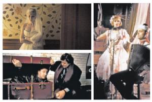 """Drei Regisseure, drei Meisterwerke: """"Melancholia"""" (2011) von Lars von Trier, """"Drei Farben: Weiß"""" (1994) von Krzysztof Kies´lowski (unten) und """"Berlin Alexanderplatz"""" (1980) von Rainer Werner Fassbinder. Auch sie haben am  Anfang ihrer Karriere Kurzfilme gedreht."""