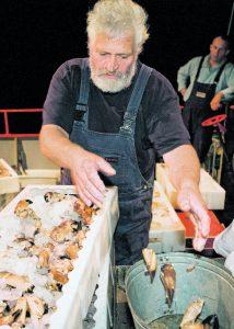 Er wollte nie etwas anderes werden als Fischer. Überregional wurde er bekannt, als er Fische mit Krebsgeschwüren in die Kameras hielt und zusammen  mit anderen Fischern und deren Kuttern die Elbe blockierte.